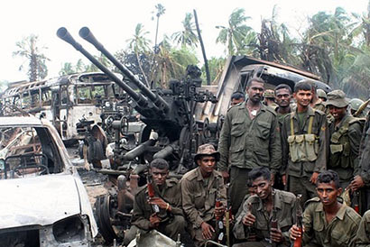 Sri Lanka's victory over terrorism – why should Sri Lanka apologize?
