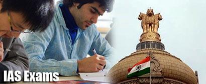 IAS Exam - India
