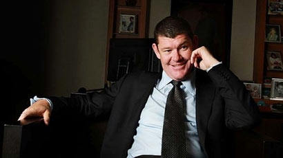 James Packer - Crown