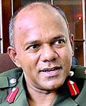 Major Genaral Daya Ratnayake