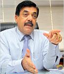 The government has sacked the Chairman of the National Savings Bank (NSB), Sunil Sirisena