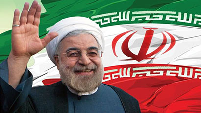 President of Iran Mr. Hassan Rohani