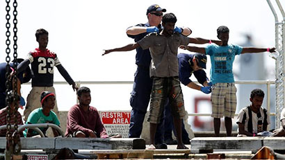 Sri Lanka Asylum Seekers