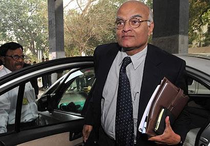 National Security Advisor Shivshankar Menon