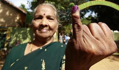 Sri Lankan Tamil Voter