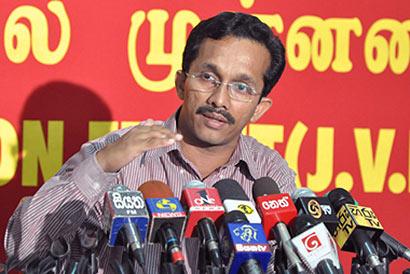 JVP MP Sunil Handunneththi