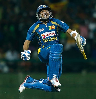 .M. Dilshan - Cricket
