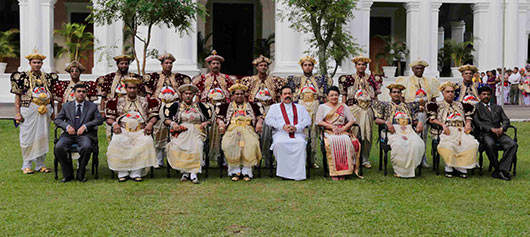 Kandy Esala Perahera comes to an end: Perahera Sannasa to the President