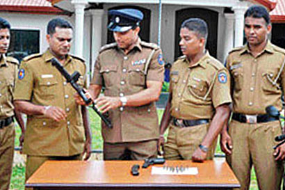 Loku Athula's son arrested