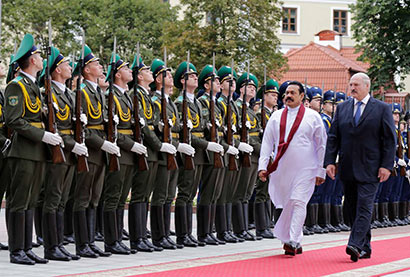 Sri Lanka and Belarus to Establish Inter-Parliamentary Associations