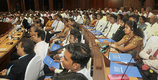 New SLAS officers recruited to Northern and Eastern provinces