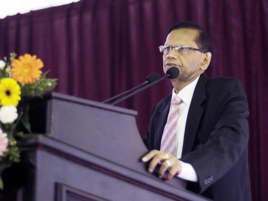 Statue of late Minister Lakshman Kadirgamar unveiled