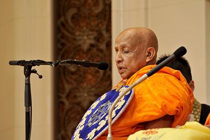 Ven. Udugama Sri Buddharakkhita Maha Nayaka Thera