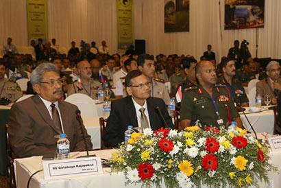 Defence Seminar 2013: Secretary Defence, Mr. Gotabaya Rajapaksa's vision for Sri Lanka