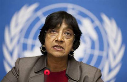 Navi Pillay vs Sri Lanka