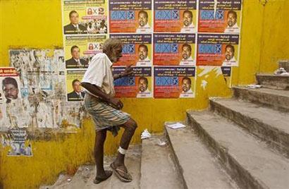 Tamils in North Sri Lanka