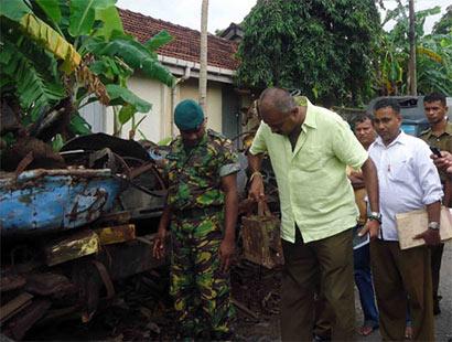TNT - Kotahena Police