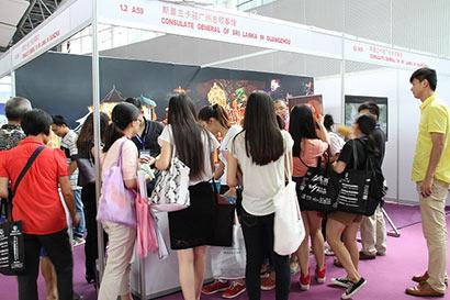 Sri Lanka awarded Best Travel Destination in Guangdong, China