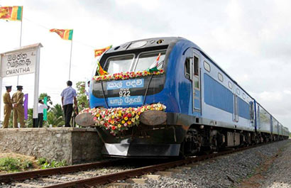 Yal Devi Train