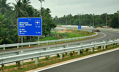 Colombo Katunayake Express Way