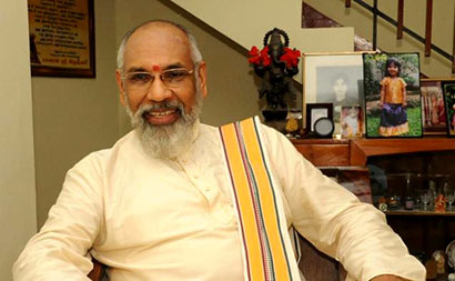 Chief Minister (CM) of the North, C.V. Wigneswaran