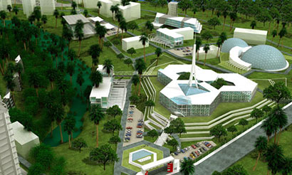 Nano Technology Park in Sri Lanka