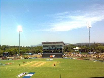 Pallekale International Cricket Stadium