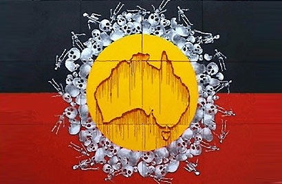 Britain's Mass Murder of Indigenous Australians (Aborigines)