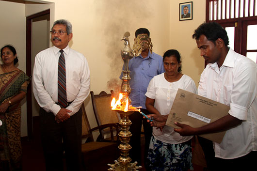 Shelter For Low Income Family Latest Sri Lanka News