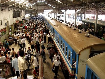 Sri Lanka railways