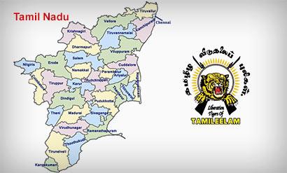 Tamil eelam for Tamil Nadu
