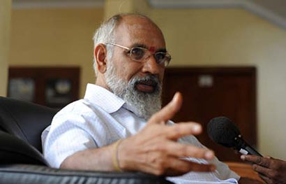 Chief Minister of the Northern Province, C.V. Wigneswaran