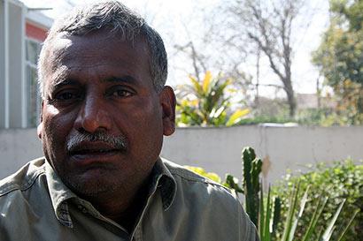 Indian Journalist B. Murali Reddy