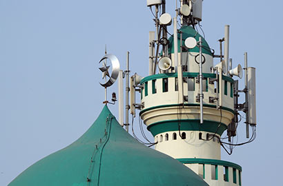 Mosques and loudspeakers