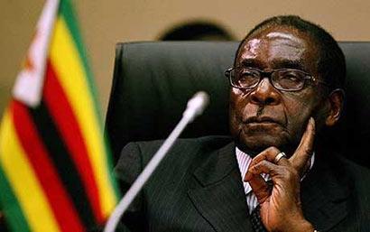 Robert Mugabe - Zimbabwe