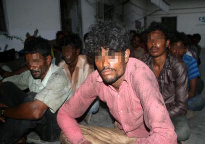 Sri Lanka Fishermen in India Custody