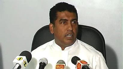 Minister Johnston Fernando