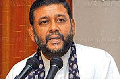 Minister Tissa Karaliyadda