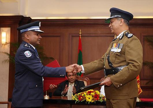 Agreements between Maldives and Sri Lanka
