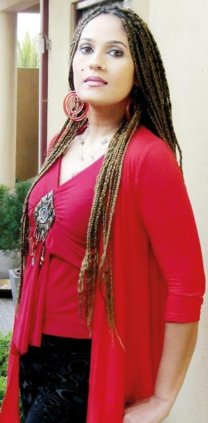 Sri Lankan Singer Ginger - Judith White