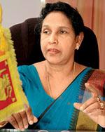 Minister Sumedha G. Jayasena