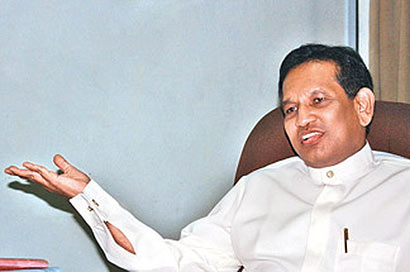 Minister Rajitha Senaratne