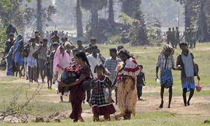 Tamil Civilians