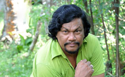 Actor Ravindra Yasas