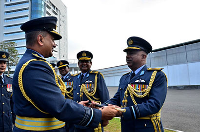 Air Vice Marshal Kolitha Gunathilake