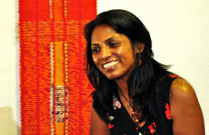 Journalist Mel Gunasekera