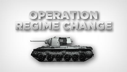 Operation Regime Change