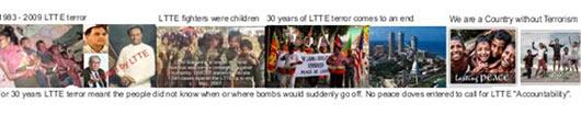 Sri Lanka – from Terrorism to Freedom & Peace