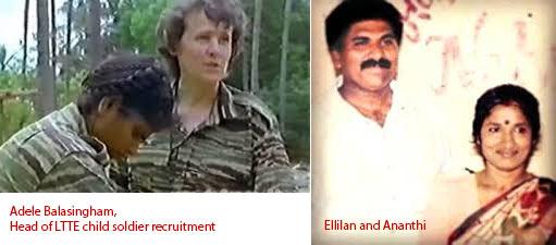 Adela Balasingham - Ellilan and Ananthi