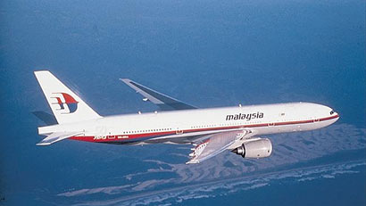 Malaysian Airline MH370